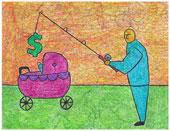 money-drive-parenting