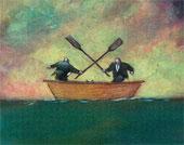 boat-fight